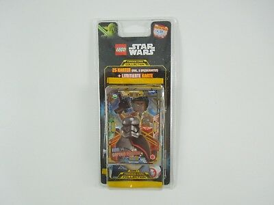 Lego Star Wars Trading Cards Serie 1 - Blister mit LE24  NEU OVP