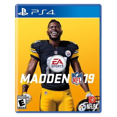 Electronic Arts Madden NFL 19 (PS)