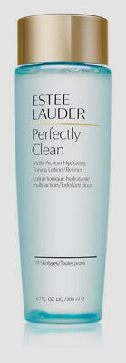 Estee Lauder PERFECTLY CLEAN Multi-Action Toning Lotion / Refiner 200 ml - New