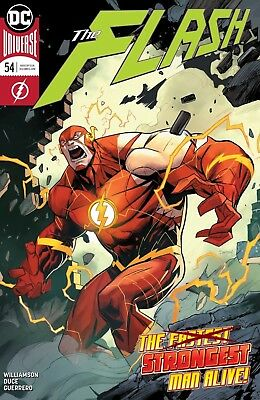 The Flash Vol 5 54 - DC Universe Comic - November 2018 - Very Fine B&B