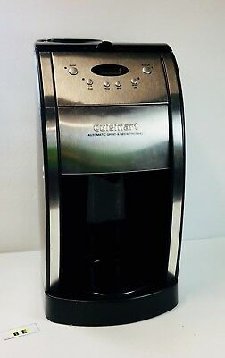 Cuisinart Grind & Brew  DGB-600BC 10 Cup Coffee Maker FOR PARTS ONLY--(BE)