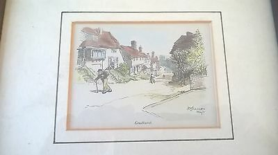 Goudhurst Picture In Frame