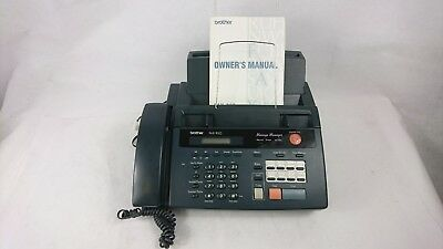 Brother FAX930 - A4 plain paper Fax Machine
