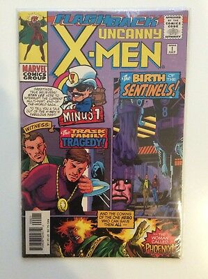 Uncanny X-Men #-1   US MARVEL Comics