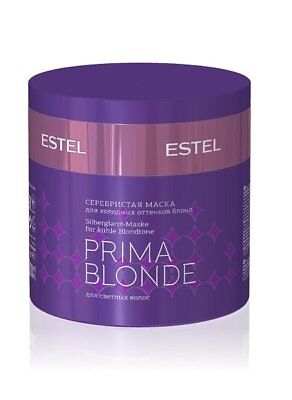 ESTEL PRIMA BLONDE Silver Mask for cold shades of Blond 300ml