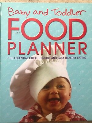 Baby and Toddler  Food Planer-Igloo Books