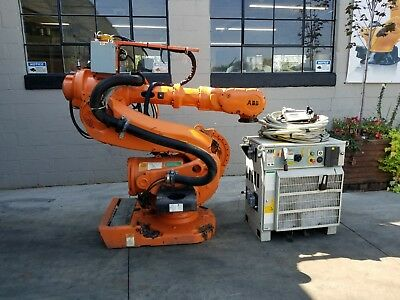 ABB 6600 175 / 2.8 Robot  M2000 S4C+  - Complete System! - Priced to sell!