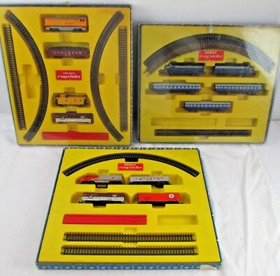 Arnold Rapido & Atlas N-Scale Train Lot