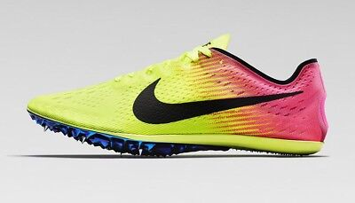 Nike Mens Zoom Victory Elite 2 Running Track Shoe Spikes Rio 835998-999 Size 14