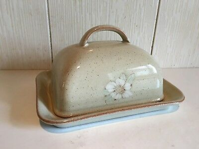 DENBY Daybreak - Butter Dish, Plate & Cover