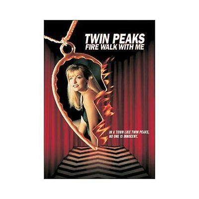 Twin Peaks: 'Fire Walk with Me' David Bowie (DVD) *NEW SEALED* Free S/H