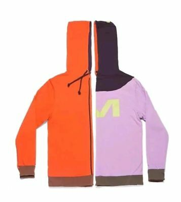 Loot Crate Exclusive South Park Hoodie Size L Mysterion Kenny Halloween costume