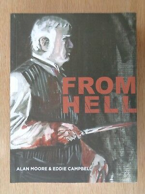 FROM HELL Graphic Novel (Knockabout) - Moore / Campbell - Jack The Ripper
