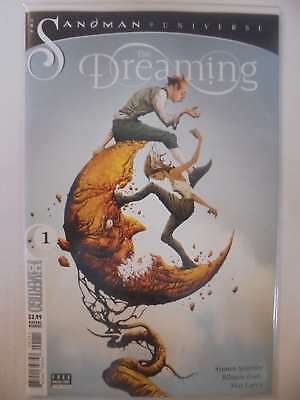 The Sandman Universe: The Dreaming #1 Gaiman DC Vertigo VF/NM Comics Book