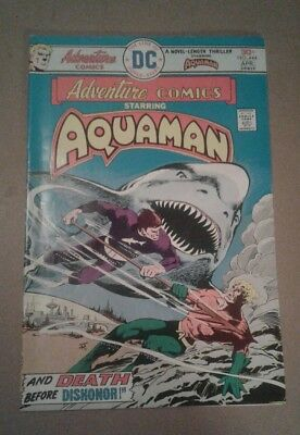 Adventure Comics #444 (Mar-Apr 1976, DC)