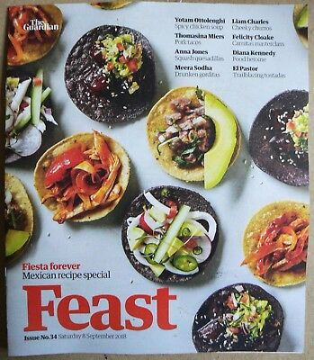 FEAST ISSUE 34 The Guardian 08.09.18