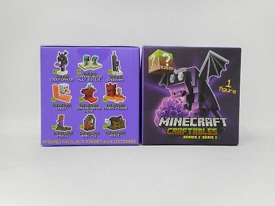 Series 1-5 Pack Lot Minecraft Craftables