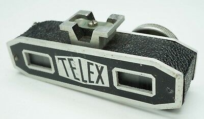 TELEX / Range Finder / In Original Leather Case / Germany