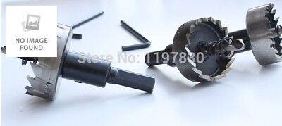 Free shipping of 18mm hss metal plate opener drill bits core bits for Stainles s