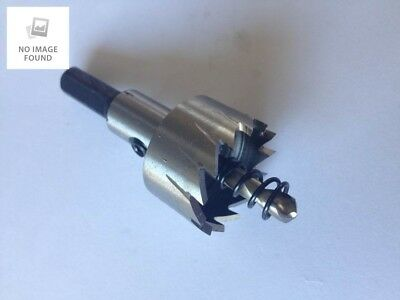 Free shipping 24mm hss metal plate opener drill bits core bits for opening on th