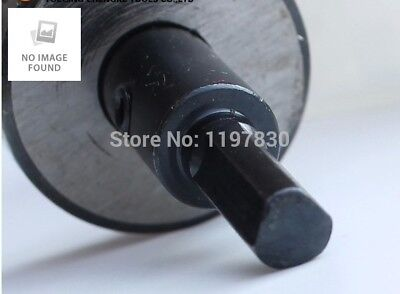 Free shipping of 19mm hss metal plate opener drill bits core bits for Stainles s