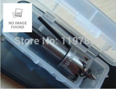 Free shipping 26mm hss metal plate opener drill bits core bits for opening on th