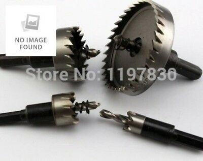 Free shipping 45mm hss metal plate opener drill bits core bits for opening on th