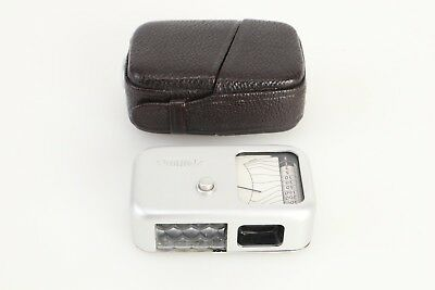 ~Minox Wetzlar Light Meter For Models A & S II III With Case