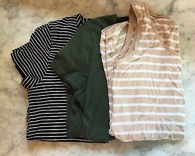 Maternity Lot! Motherhood Old Navy Target Liz Lange Isabel - Sz SM And Med