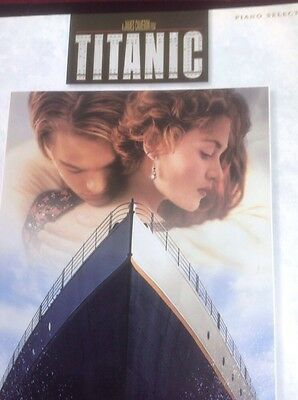 Titanic song book sheet music