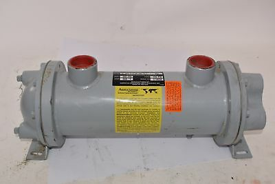 NEW American Industrial CS-1014-4-6-FP-CNT-B-Z Heat Exchanger, 300 PSI 300 deg.