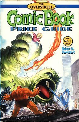 Overstreet Comic Book Price Guide #31 ~ 2001 ~ soft cover