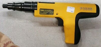 Dewalt P3500 27 Caliber Automatic Powder Actuated Fastener Nailer! (S10690FEEE)