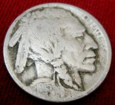 1915 Buffalo  Nickel  G-VG  BN1496
