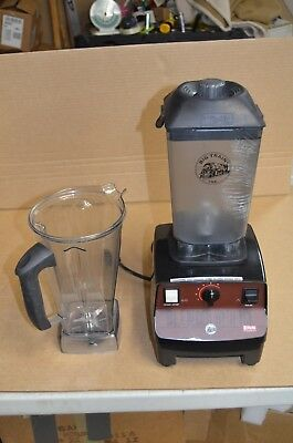 """Vitamix """"Big Train"""" Drink Machine Commercial Blender VM0100A with Extra Pitcher"""