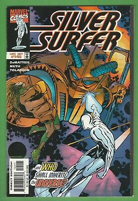 """Silver Surfer Vol 3 #145 """"And In The End..."""""""