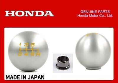 GENUINE HONDA GEAR SHIFT KNOB 6 SPEED 00-09 Honda S2000 CR Type S AP1 AP2 JDM