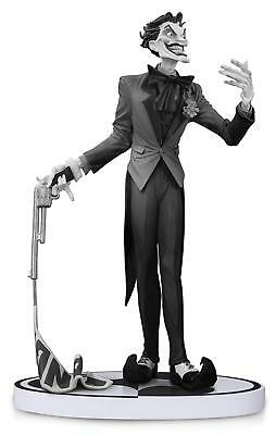 DC Collectibles Batman: Black and White: The Joker by Jim Lee 2nd Edition Statue