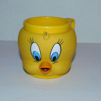 Neat 1992 Promotion Partners Tweety Bird Mug