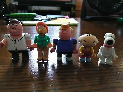 Family Guy Lego Characters