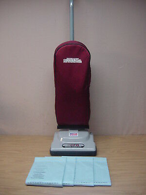Cfr Enviro Clean Commercial High Filtration Upright Vacuum Excellent! Free Ship