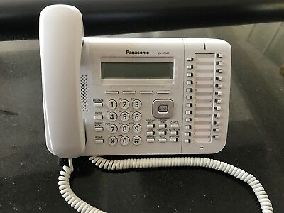 Panasonic Kx-Dt543 White Telephone
