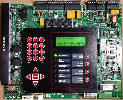 Notifier AFP-200 Fire Alarm Control Panel Replacement Board.