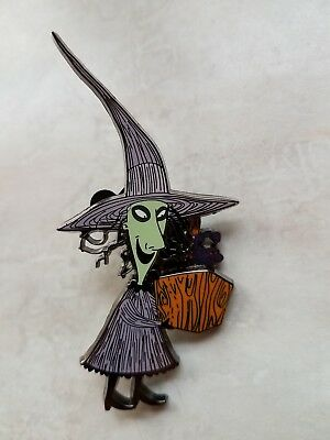 NBC 13 Weeks of 13 Treats Nightmare Before Christmas SHOCK Pin DLR LE 3500 PopUp