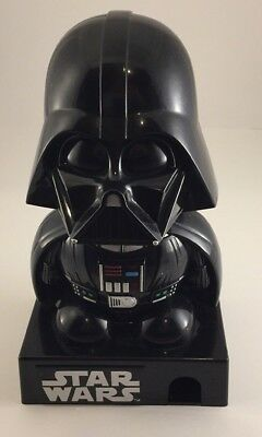 "Darth Vader Star Wars Gumball Machine 9"" tall w/ working audio ... FAST Shipping"