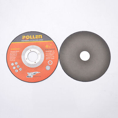 1/50pcs Stainless Steel Cutting Disc Blade Cutter Angle Grinder 115mm/125mm