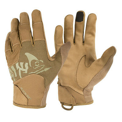 Helikon Tex All Round Tactical Gloves® Handschuhe Touch Coyote Adaptive Green A