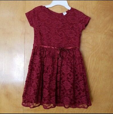 Carters girls size 6 Holiday Dress