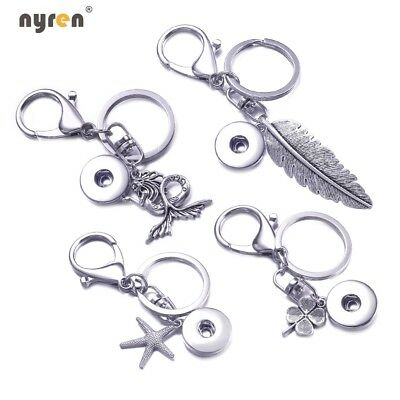 Pistol and Bullet Couples Keyrings Set Keychains Silver Chrome  W112 A Pair