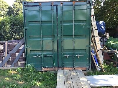 20' X 8' Shipping Container.  Collection Only
